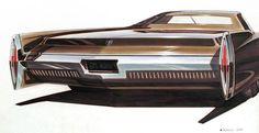 retro-awesome « All The Sketches Car Design Sketch, Car Sketch, Classic Motors, Classic Cars, Automotive Design, Auto Design, Car Posters, Car Drawings, Us Cars