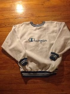 Vintage Champion Sweatshirt | Sweatshirt, Vintage and Clothes