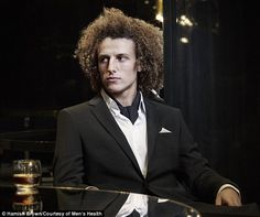 The complete player: Mata believes David Luiz's versatility and technical ability sets him apart
