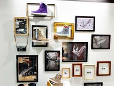 Lowa Showroom Design, Window Design, Salzburg, Gallery Wall, Frame, Home Decor, Room Decor, Frames, Home Interior Design
