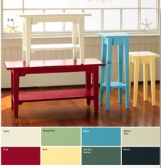 ll bean home spring - suziebeezieland suziebeezie.typepad.com227 × 236Search by image I'm thinking the little 20 inch plant stand in Aqua or Sun would be a good little side table next to the little chair we're going to put in the new guest ...