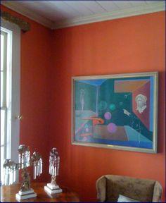 Ellen Kennon Full Spectrum Paints  Great site for color ideas.