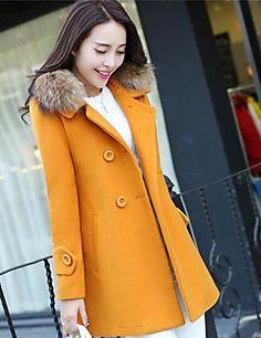 513f6e9d133c   6.60  Women s Daily Basic Winter Plus Size Long Coat