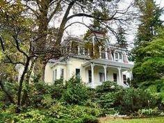 1873 Victorian: Second Empire  Hudson Valley, Highland, New York
