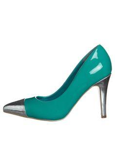 Hoge hakken - Turquoise