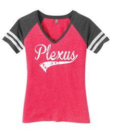 Plexus Game Day V-Neck T-Shirt
