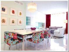 Hello my new favorite designer item - Phillipe Starck's Mademoiselle Chair