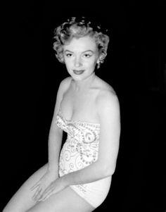 Always Marilyn Monroe — Marilyn by Earl Theisen in 1951.