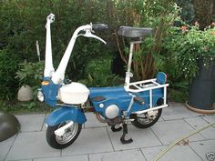 old scooters - Google Search