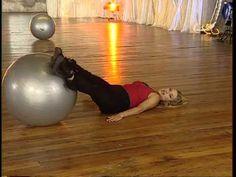 Jill Cooper - 10 minuti Glutei Addominali - YouTube