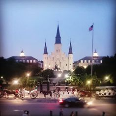 Something about the word French in French Quarter makes me wanna smoke cigarettes all day.  #nola #neworleans #frenchquarter #stlouiscathedral #night #cigarettes #louisiana #USA #travel #traveling #reisen  #depressionaufreisen by genossinele