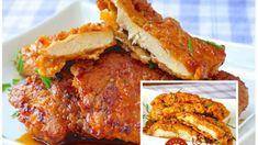 Americký rezeň: Úplne fantastické rezne celkom inak, ako ste zvyknutí – veľmi šťavnaté a pritom chrumkavé! Kfc, Meatloaf, Lasagna, French Toast, Pork, Food And Drink, Cooking, Breakfast, Ethnic Recipes