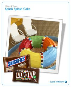 Birthday Pool Party Favors | , inflatable beach toys, premade pool party packs, and other pool ...