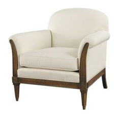 Emily Chair from the Alexa Hampton® collection by Hickory Chair Furniture Co.