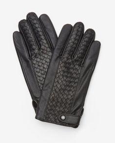 6c81a9ec33723 Men's Designer Clothing & Fashion   Ted Baker US. Gloves FashionMens  SaleBlack Leather ...