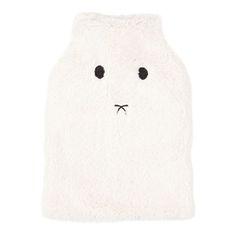 Plush Hot Water Bottle - Accessories - Bathroom | Zara Home 日本/Japan