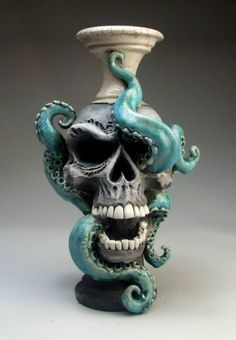 By: Mitchell Grafton Pottery