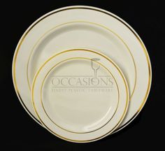 occasions wedding disposable plastic plates 10 5 39 39 and 7 5