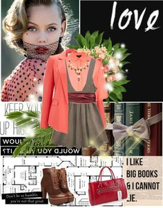 """books"" by mimrella ❤ liked on Polyvore"