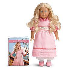 8dbea5ea8bbf Caroline Mini American Girl Doll Mini American Girl Dolls