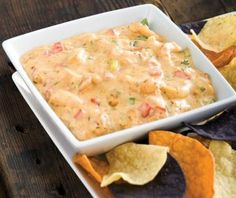 Shrimp Fondue at Ruby Tuesday!  You MUST try it!!