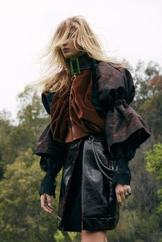 Atty for Alchemy Mag. Photographed by Michelle Tran, styled by Ella Murphy.
