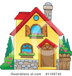 house clip art - Google Search