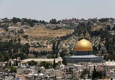 Resolution refers to Temple Mount area solely as Al-Aksa Mosque/Al-Haram Al Sharif, except for two references to the Western Wall Plaza that were put in parenthesis. Globe News, New Jerusalem, Temple Mount, Israel News, Jewish History, Bible Teachings, U.s. States, Obama Administration, The Kingdom Of God