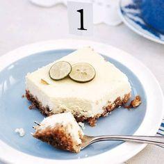 Käsekuchen mit Limette | BRIGITTE.de