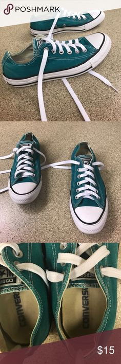 94f816269bc9 Dark sea green Converse Chuck Taylor s Dark sea green