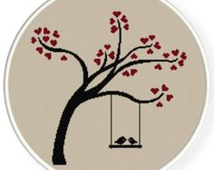 INSTANT DOWNLOADFree shippingCounted Cross-Stitch di danceneedle