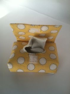 Baby doll wipes box, wipes case
