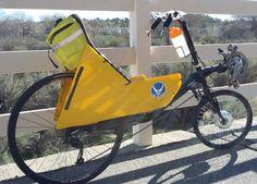 electric bicycle kit on recumbent bike