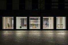 Greenroom by Marco Porpora, Castellarano – Italy »  Retail Design Blog retaildesignblog.net