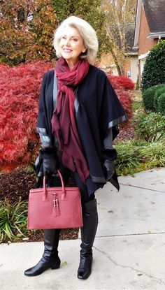 Layering tips on the blog today.