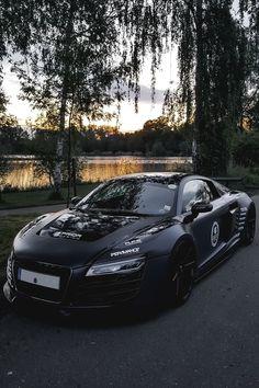 "motivationsforlife: ""Audi R8"