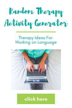 Speech therapy activity ideas to help SLPs simplify your planning and simplify your processes.