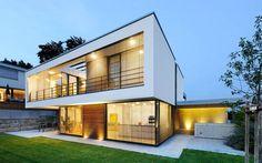 1016 Einfamilienhaus, Neubau | a.punkt architekten