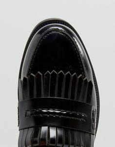 Image 3 ofGlamorous Tassel Fringed Loafer Flat Shoes
