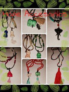 Collares Amuletos