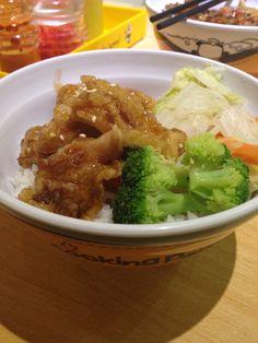 Chicken Vegetable at Cooking Panda.