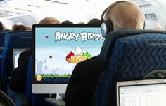 You can now use computers and other devices in flight.
