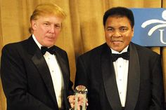 Muhammad Ali has criticized Donald Trump's proposal to ban Muslims from entering America. Without naming Donald Trump, the 73-year-old boxing legend said