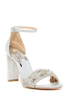 Tessa Embellished Dress Sandal