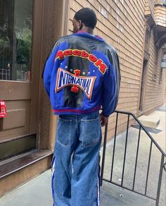 Mode Streetwear, Streetwear Fashion, Cool Outfits, Casual Outfits, Fashion Outfits, Ropa Hip Hop, Blue Jean Outfits, Mens Clothing Styles, Daily Fashion