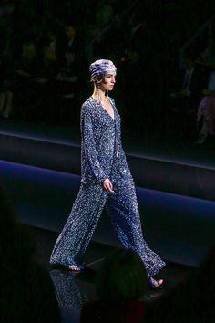 Giorgio Armani S/S17: Milan Fashion Week Diary - Inthefrow