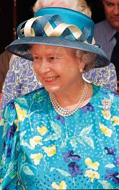 Queen Elizabeth II: a year-by-year look at her fashion and style Queen And Prince Phillip, Prince Philip, Prince Harry, Fascinator, God Save The Queen, Queen Hat, Royal Queen, Isabel Ii, Her Majesty The Queen