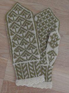 Fair Isles, Mittens, Knitwear, Nice, Blog, Crafts, Women, Fashion, Fingerless Mitts