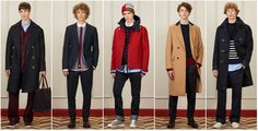 Moda Preview | Lo mejor de la moda masculina otoño 2016 – invierno 2017 | http://www.modapreviewinternational.com