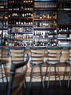Rumor's Wine Bar's new location at the Icon in the Gulch.